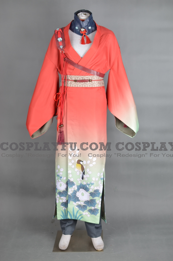 Koujaku Cosplay Costume from DRAMAtical Murder