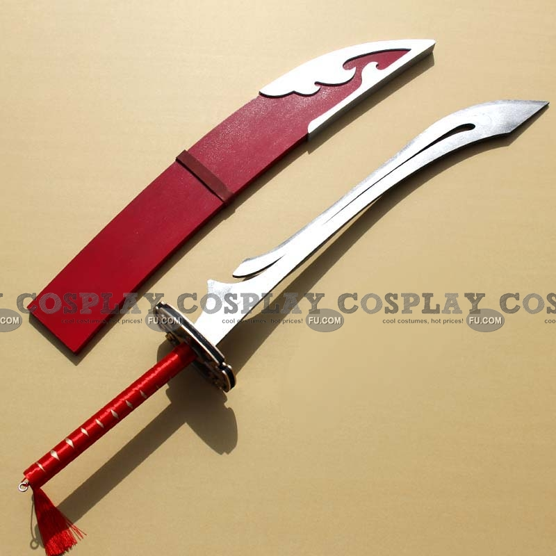 Koujaku Sword from DRAMAtical Murder