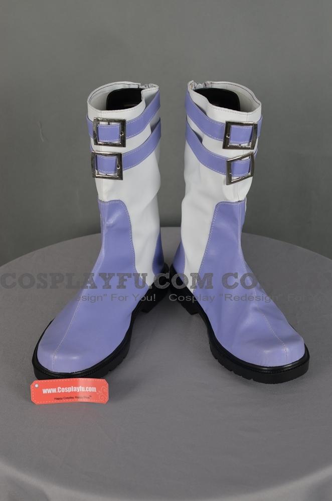 テイルズ オブ シンフォニア クラトス・アウリオン 靴 (B163)