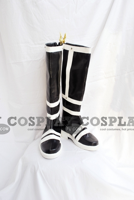 Krizalid Shoes (C136) from The King of Fighters