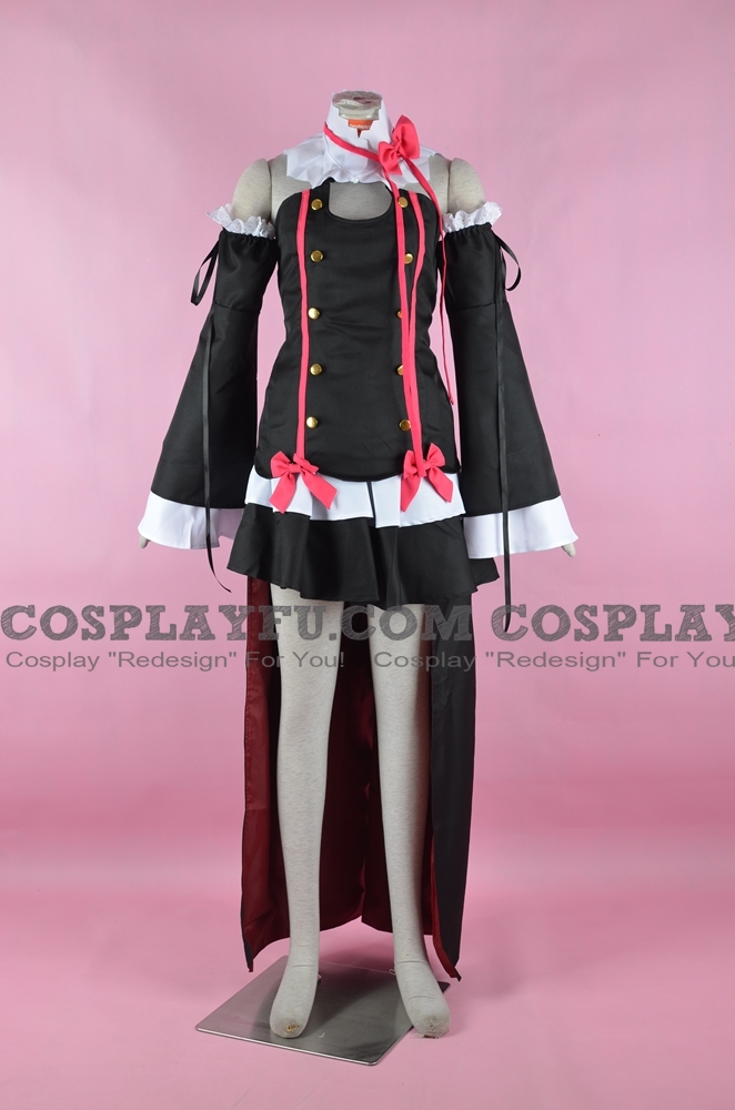 Krul Cosplay Costume from Seraph of the End