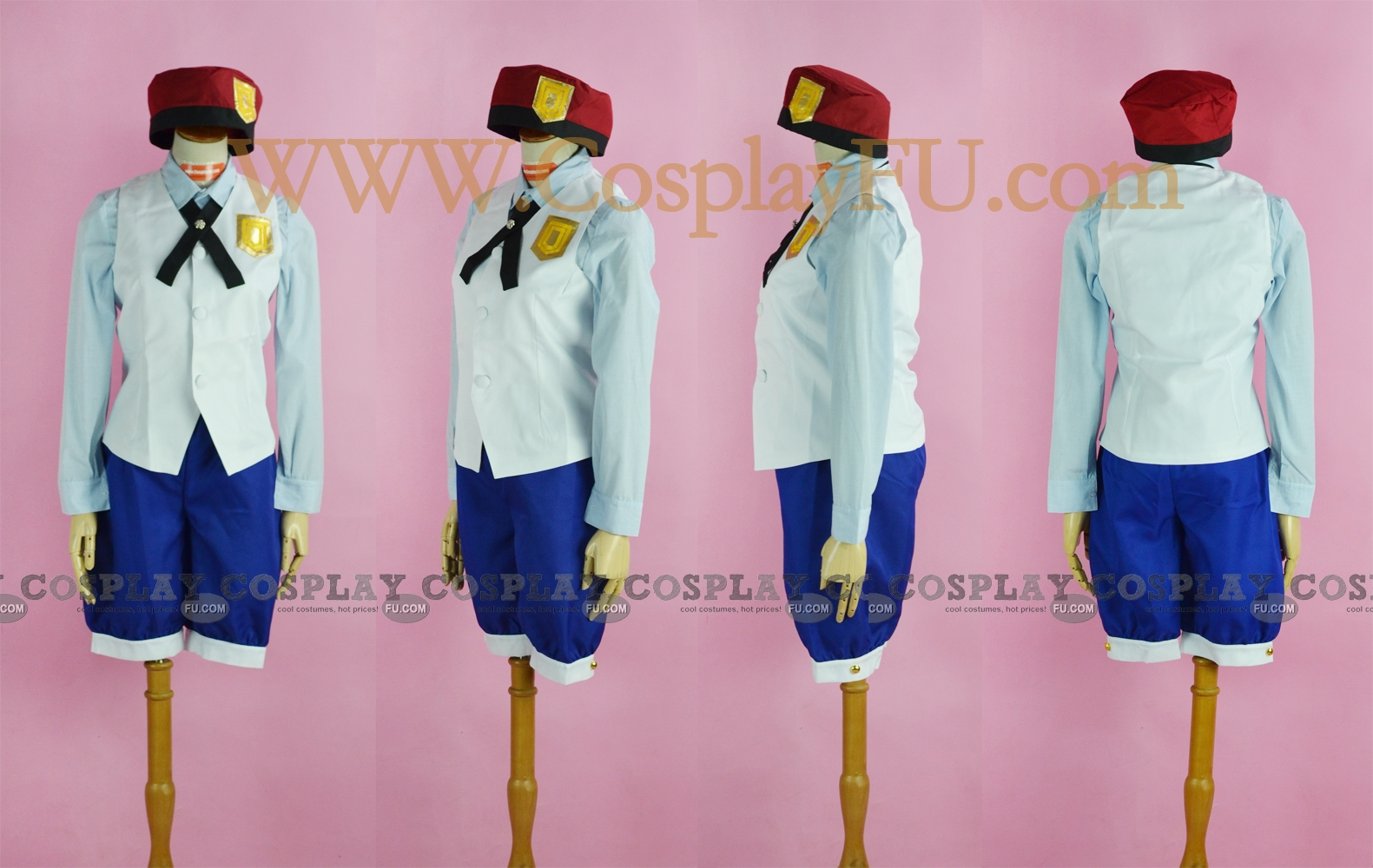 Kugelmugel Cosplay Costume (Austria) from Axis Powers Hetalia