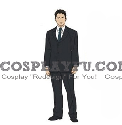 Kunimi Cosplay Costume from Noragami