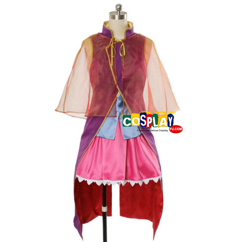 Kurami Cosplay Costume from No Game No Life