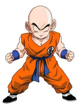 DBZ Kuririn from Dragon Ball Z Resurrection F