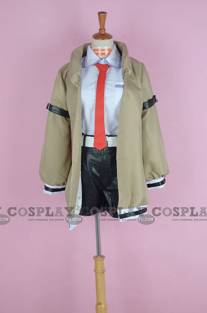 Kurisu Cosplay Costume from Steins Gate