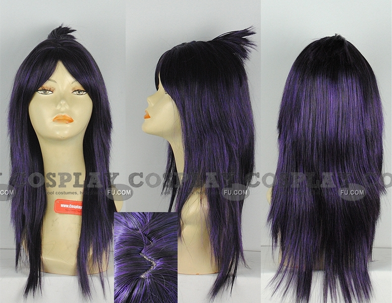 Kuromu Wig (10 Years After) from Katekyo Hitman Reborn
