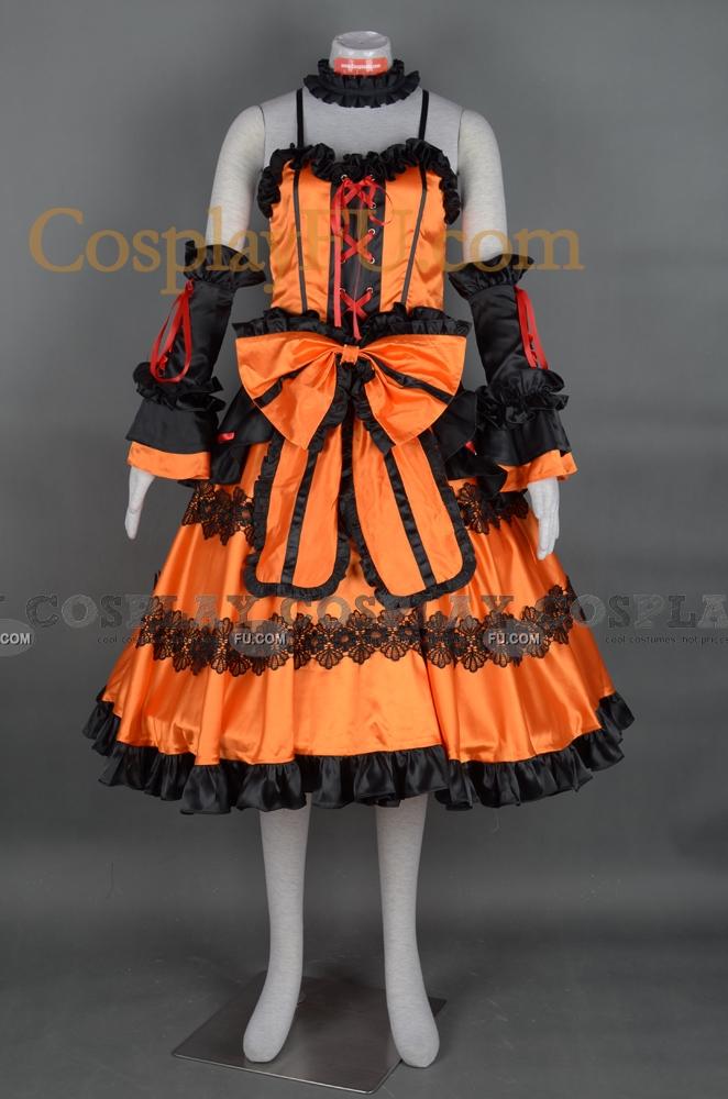Kurumi Cosplay Costume from Date A Live