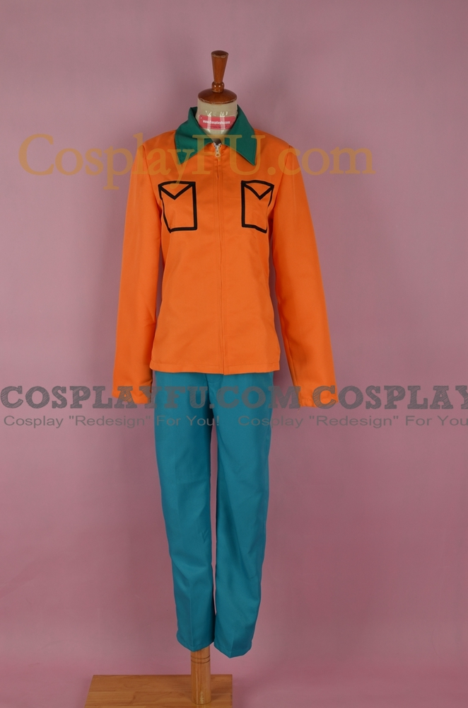 Kyle Cosplay Costume from South park