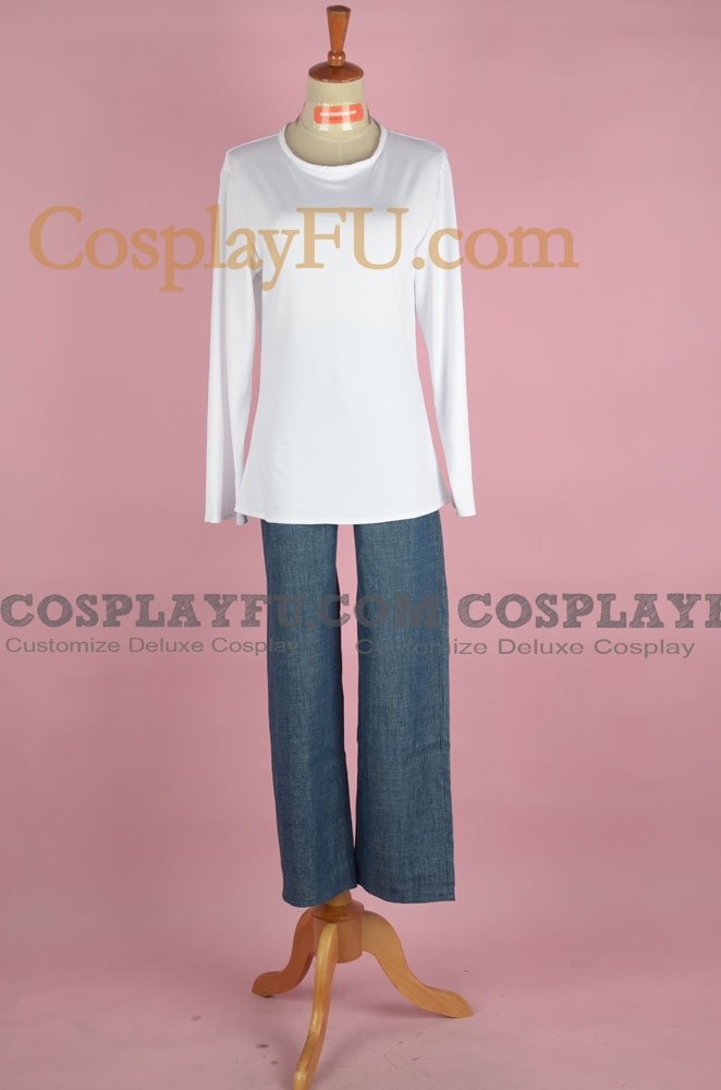 L Cosplay Costume from Death Note