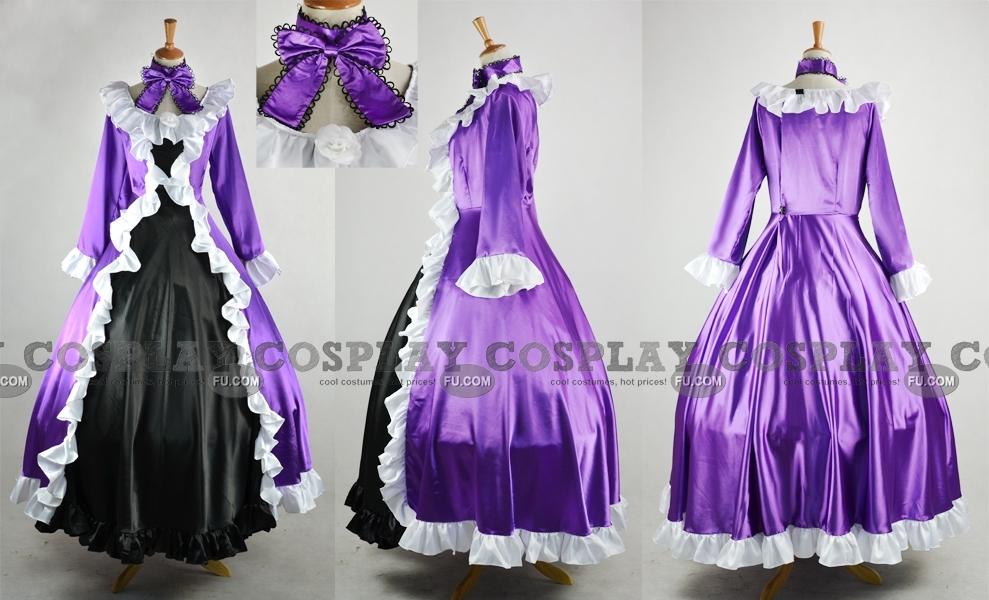 판도라 하츠 레이시 복장 (드레스)