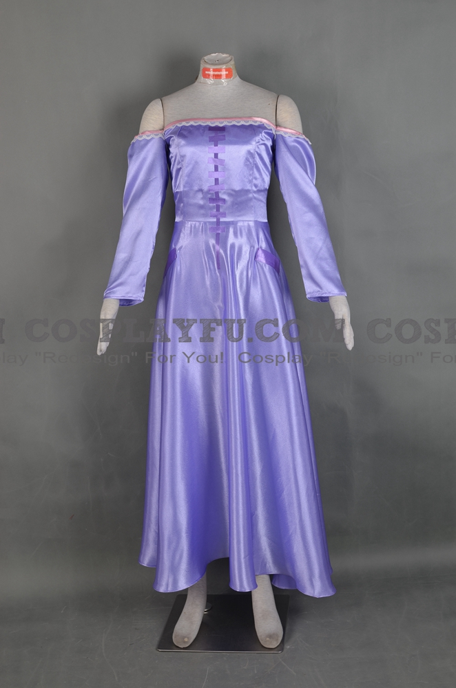 Lady Amalthea Cosplay Costume from The Last Unicorn