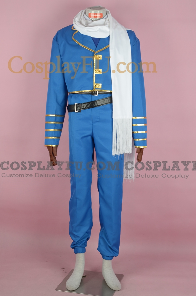 Lag Seeing Cosplay Costume (LETTER BEE) from Tegami Bachi