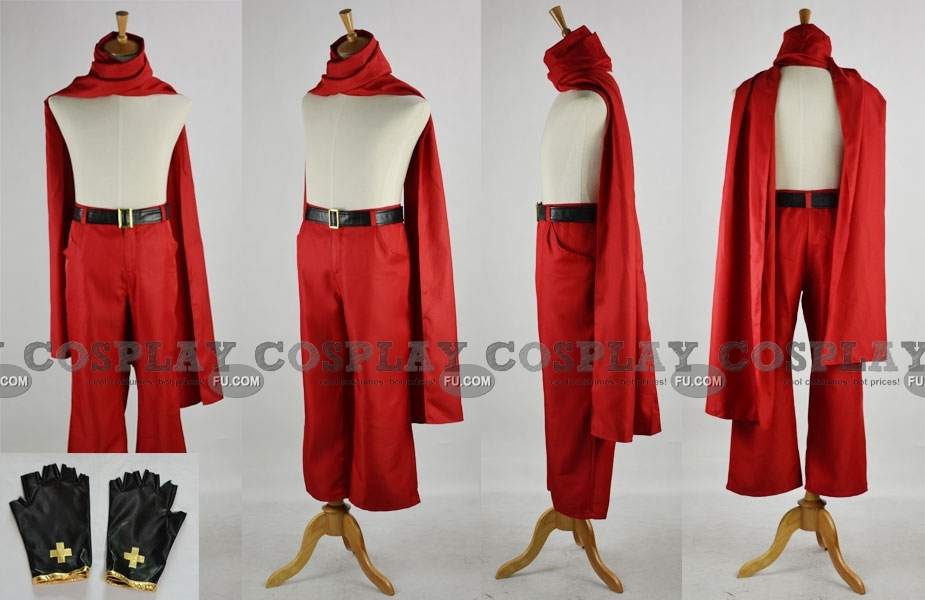 Laharl Cosplay Costume from Disgaea