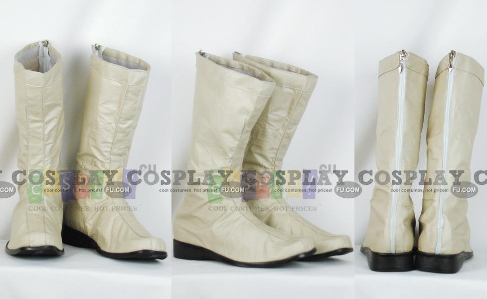 Lambo Shoes from Katekyo Hitman Reborn