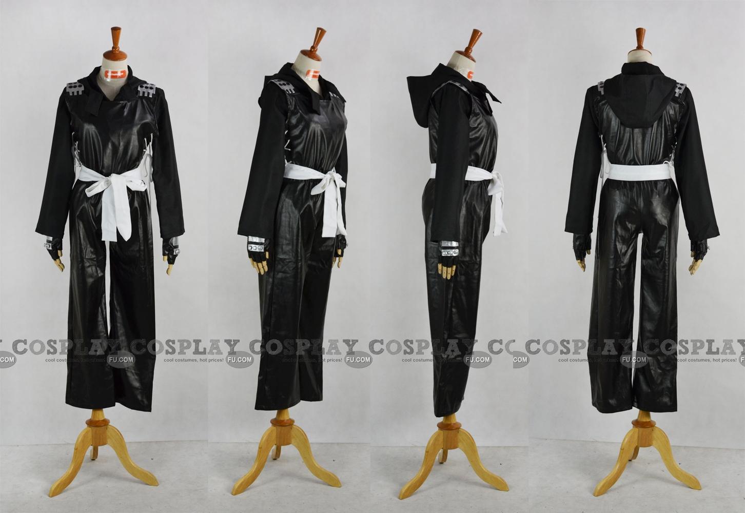 Lan Fan Cosplay Costume from Fullmetal Alchemist