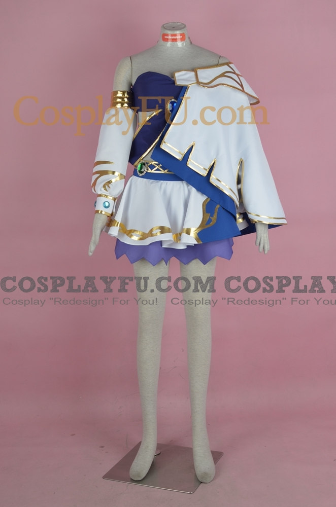 Lana Cosplay Costume (Hyrule Warriors) from The Legend of Zelda