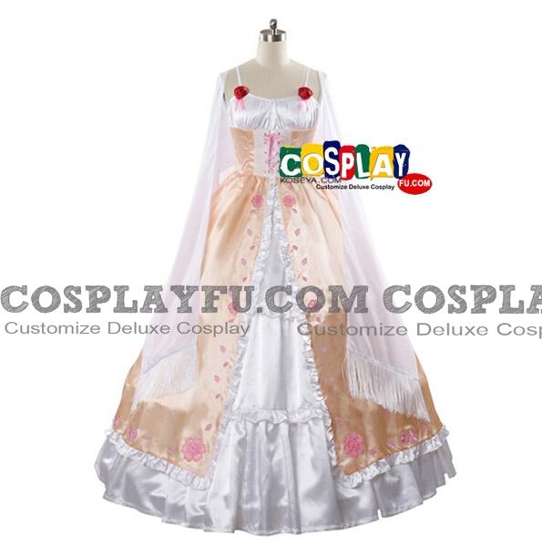Latifah Cosplay Costume from Amagi Brilliant Park