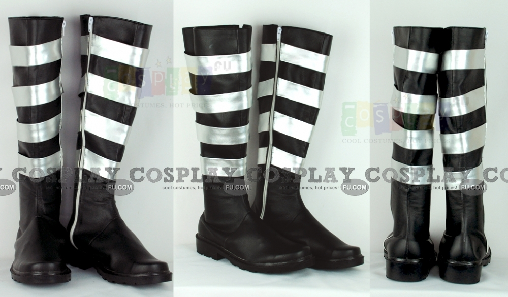 Lavi Shoes (2nd) from D Gray Man
