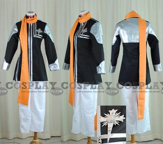 Lavi Cosplay Costume (1st Uniform) from D Gray Man