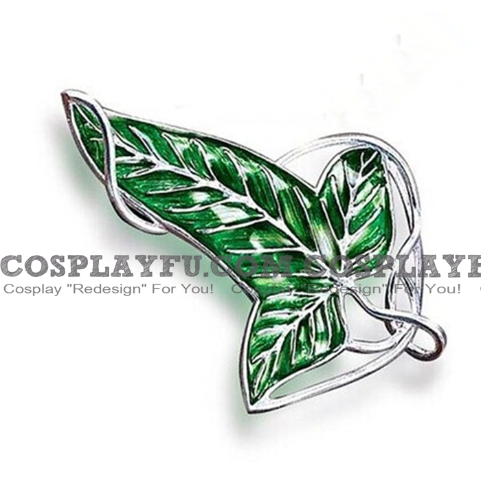 Legolas Brooch from The Lord of the Rings