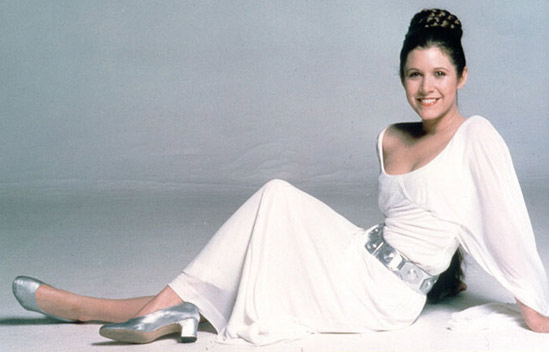 Leia Cosplay Costume (2189) from Star Wars