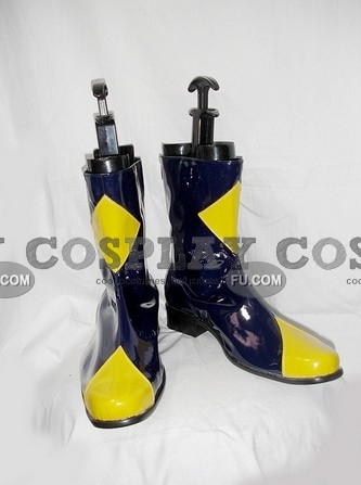 Code Geass Lelouch Lamperouge Zapatos (D047)