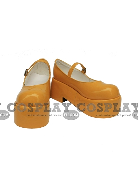 Rin Shoes (959) from Project DIVA