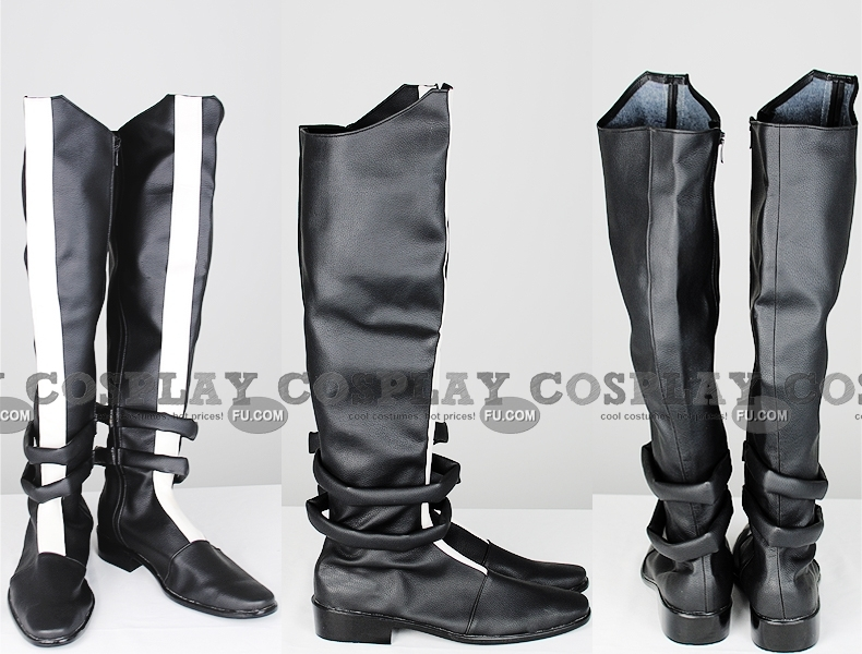 Lenalee Shoes (A105) from D Gray Man