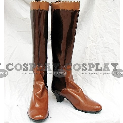 Lenne Shoes from Final Fantasy