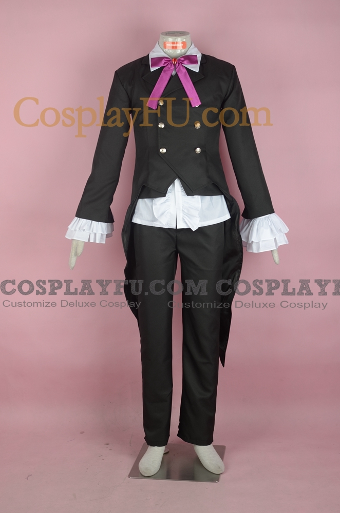 Leo Cosplay Costume from Pandora Hearts