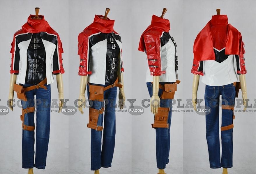 Leo Cosplay Costume from Tekken