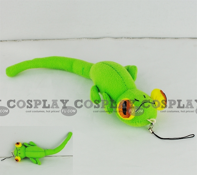 Leon Cell Phone Accessory from Katekyo Hitman Reborn