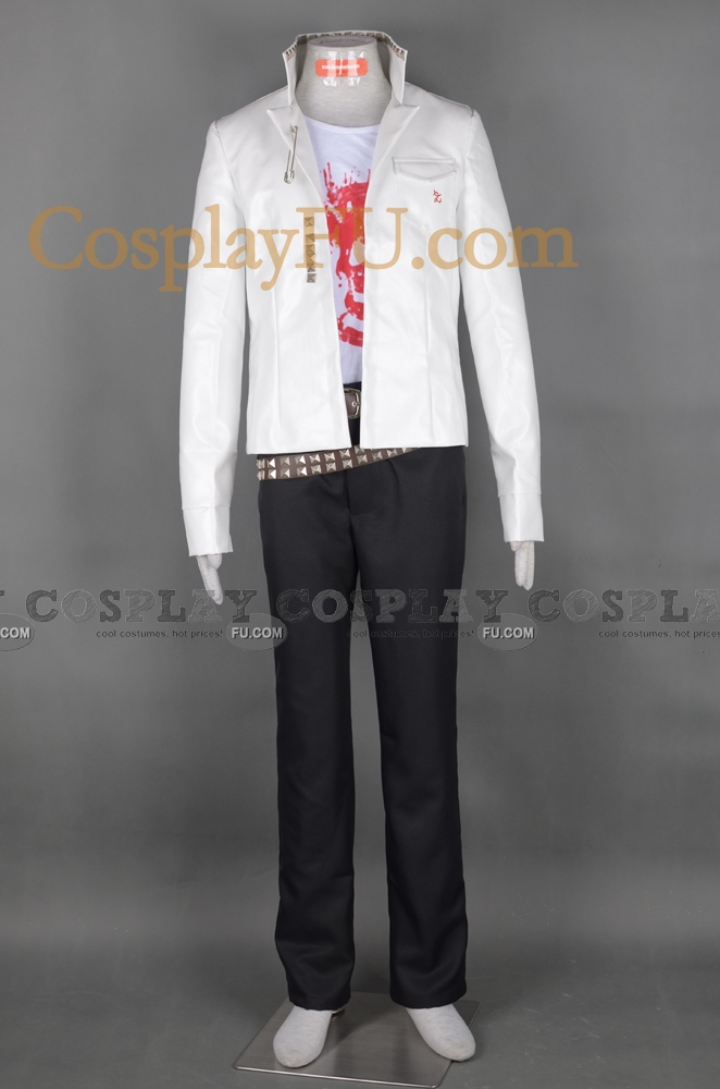 Leon Cosplay Costume from Danganronpa