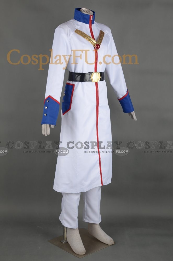 Vanguard Aichi Sendou COS Clothing Cosplay Costume:Free shipping Cardfight!