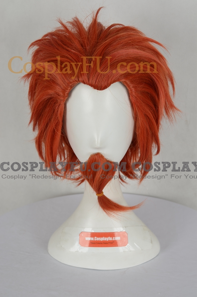 Leon Wig from Danganronpa