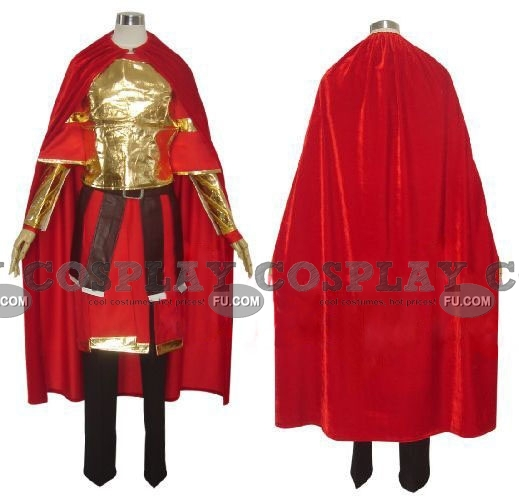 Leontius Cosplay Costume from Sound Horizon
