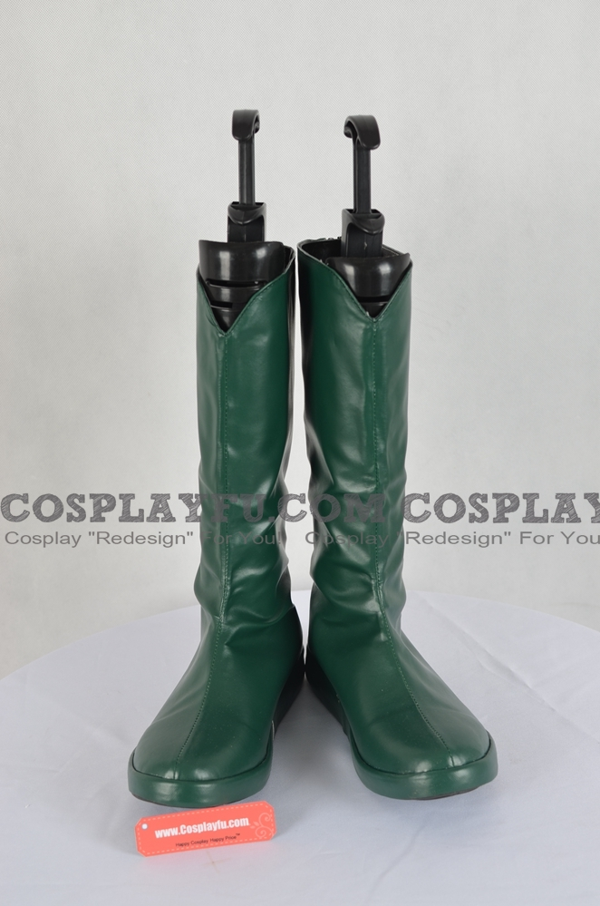 Lettuce Shoes (Dark Green) from Tokyo Mew Mew