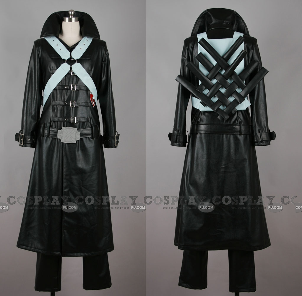 Leviathan Cosplay Costume from Reborn