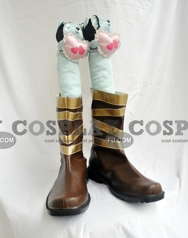 Li Xingke Shoes (C109) from Code Geass