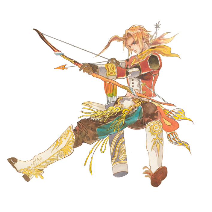 Liber Cosplay Costume from The Legend of Legacy
