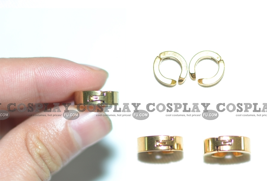 Liberta Earrings from La storia della Arcana Famiglia