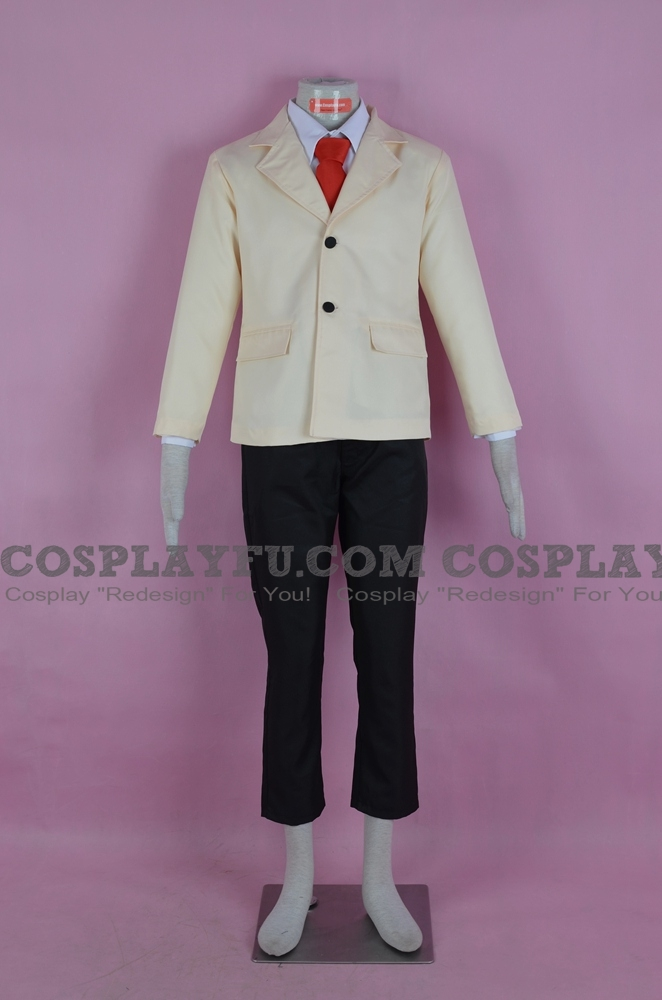 Light Cosplay Costume from Death Note