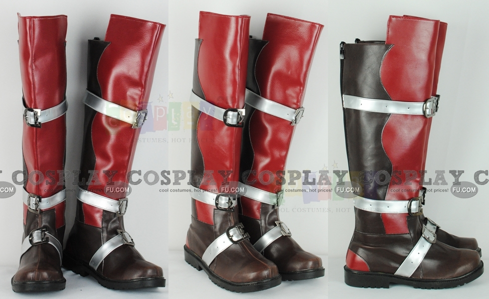 Lightning Shoes (A085) from Final Fantasy XIII