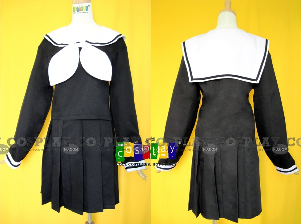 Yumi Cosplay Costume (Lillian Girls' Academy Uniform) from Maria-sama ga Miteru