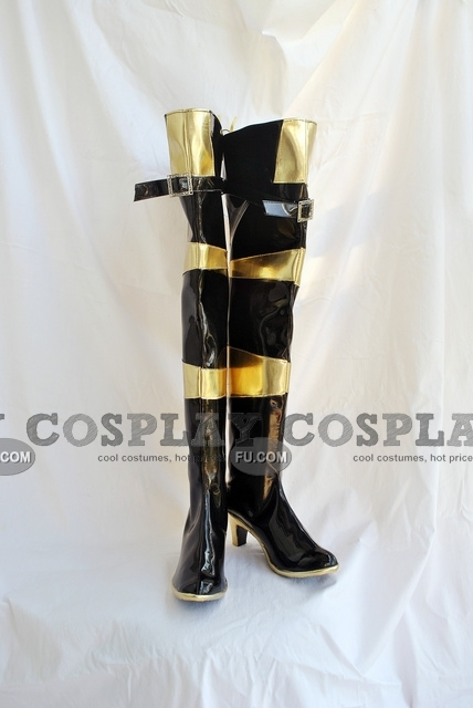 Lily Shoes (B234) from Vocaloid