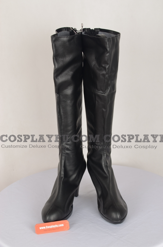 Lolita Bottes Cosplay (A371)