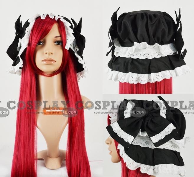 Lolita Cappello Cosplay (Hirayama)