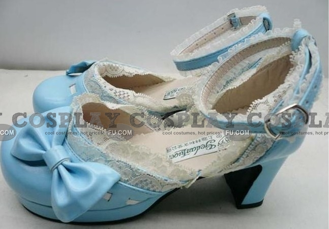 Lolita Shoes (Alva)