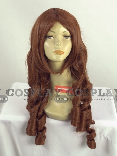 Peggy Carter wig from Captain America